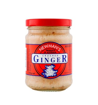 Newmans Crushed Ginger 250g