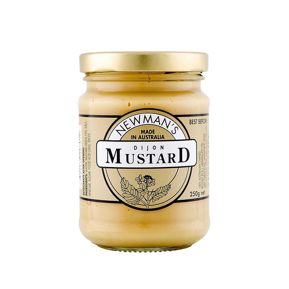 Newmans Dijon Mustard 250g
