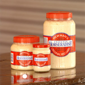 Newmans Horseradish 1kg