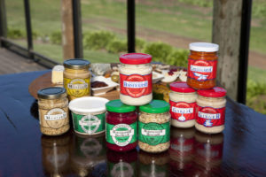 Newmans Horseradish products