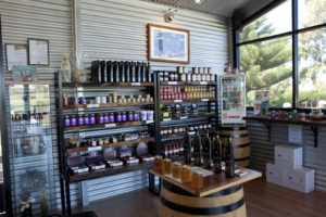 Newmans Horseradish Cellar Door