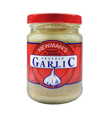 Newman's Crushed Garlic