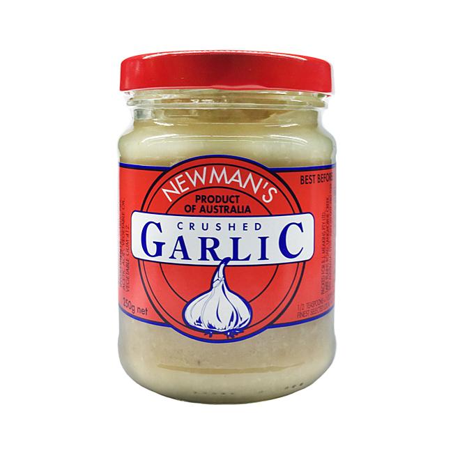 Newman's Crushed Garlic